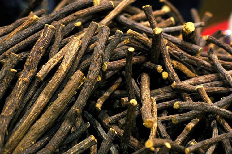 Tinktur - Tinktura Lékořice kořen FORTE 5x po 50 ml. (Tinktura z lékořice)